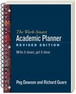 Details for Work-Smart Academic Planner: Write It Down, Get It Done